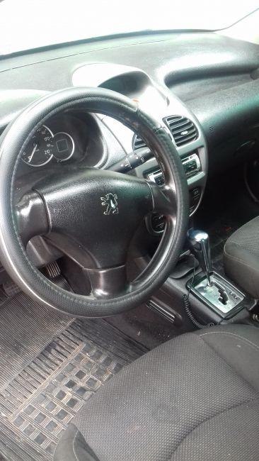Peugeot 206 SW Automatic 1.6 (flex) - Foto #3
