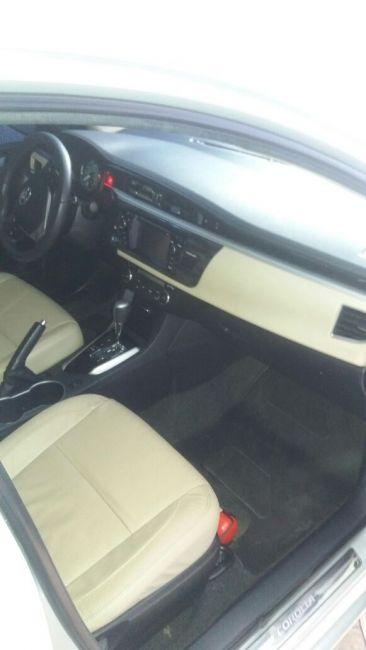 Toyota Corolla Sedan 2.0 Dual VVT-I Flex Altis Multi-Drive S - Foto #2