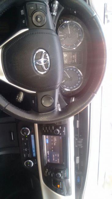 Toyota Corolla Sedan 2.0 Dual VVT-I Flex Altis Multi-Drive S - Foto #3