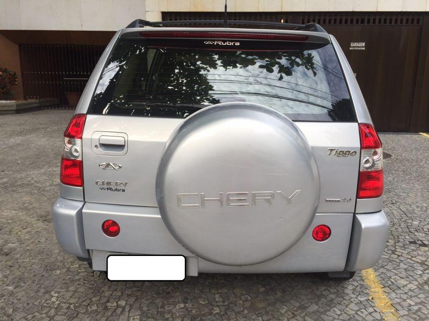Chery Tiggo 2.0 16V - Foto #4
