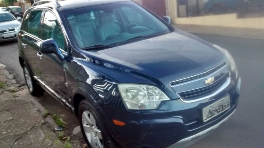Chevrolet Captiva Ecotec 2.4 16v - Foto #4