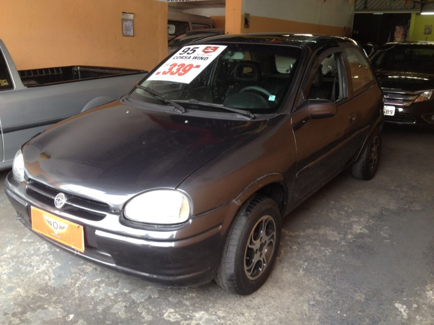 Chevrolet Corsa Hatch Wind 1.0 MPFi 2p - Foto #3