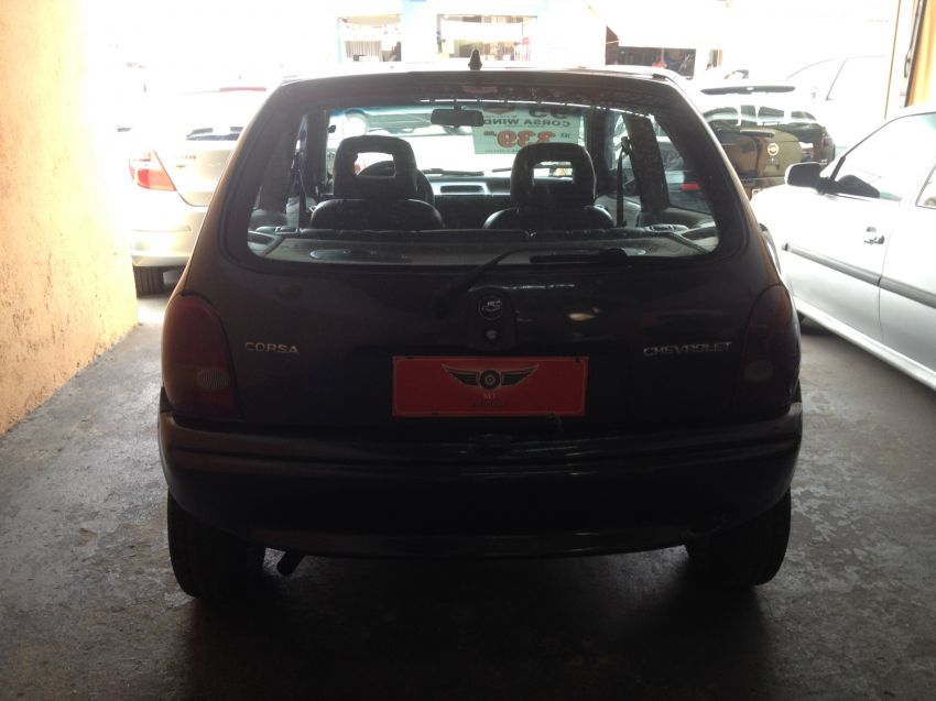 Chevrolet Corsa Hatch Wind 1.0 MPFi 2p - Foto #4
