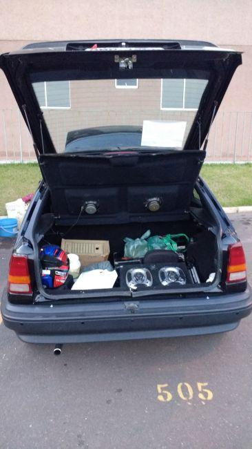 Chevrolet Kadett Hatch SL 1.8 EFi - Foto #2