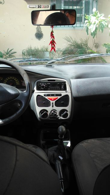 Fiat Palio Weekend Adventure 1.6 16V - Foto #4