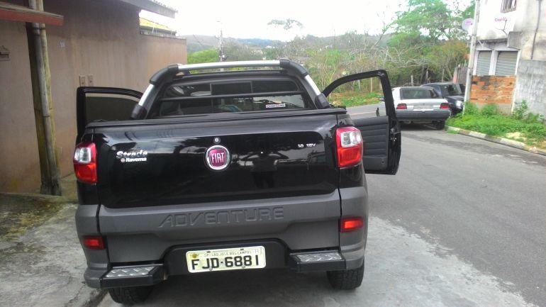 Fiat Strada Adventure 1.8 16V (Flex) (Cab Dupla) - Foto #3