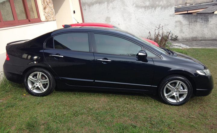 Honda New Civic EXS 1.8 (aut) - Foto #1