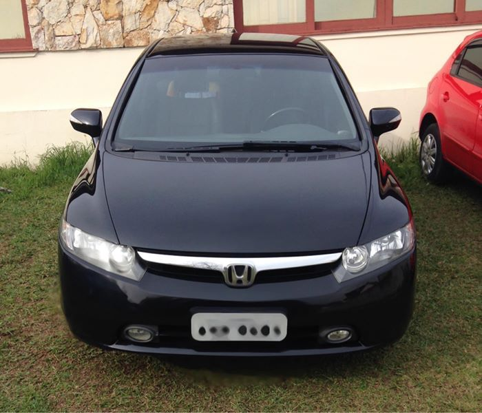 Honda New Civic EXS 1.8 (aut) - Foto #4