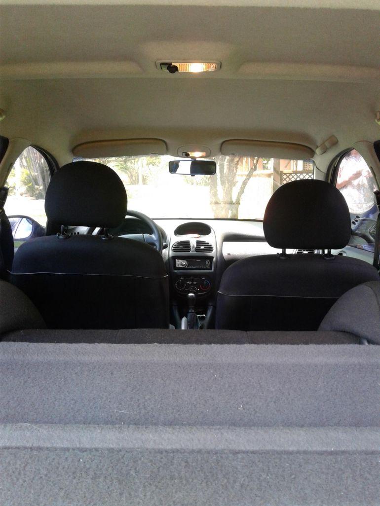 Peugeot 206 SW Presence 1.4 (flex) - Foto #5