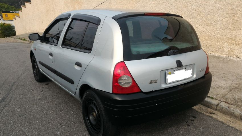 Renault Clio Hatch. RT 1.6 16V - Foto #1