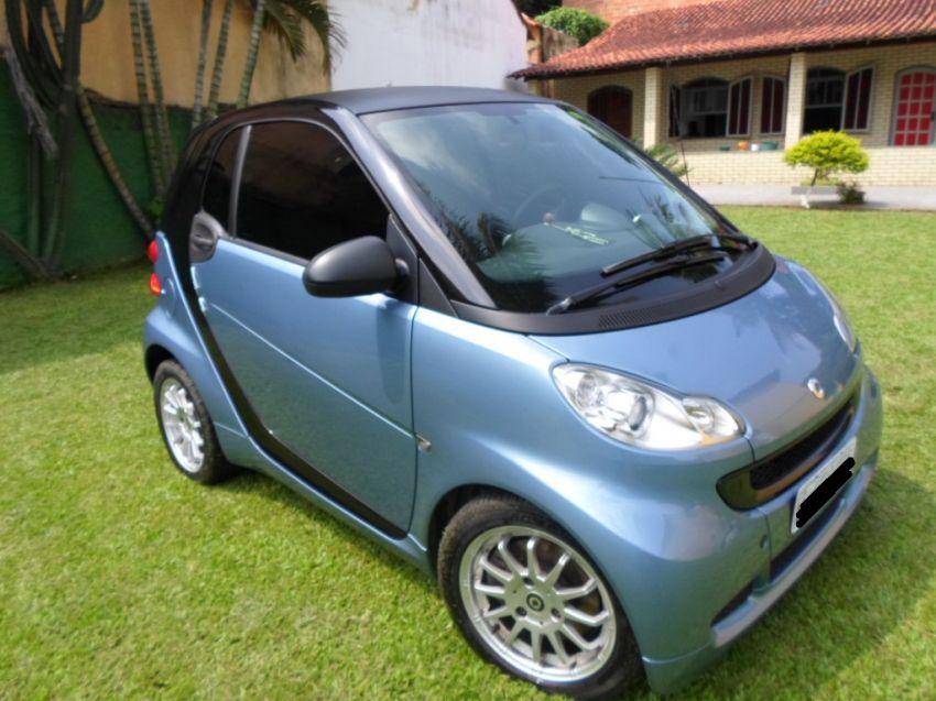 Smart fortwo 1.0 MHD Brazilian Edition - Foto #1