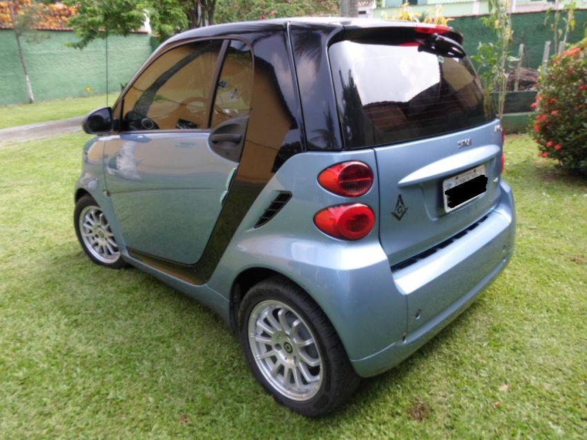 Smart fortwo 1.0 MHD Brazilian Edition - Foto #2