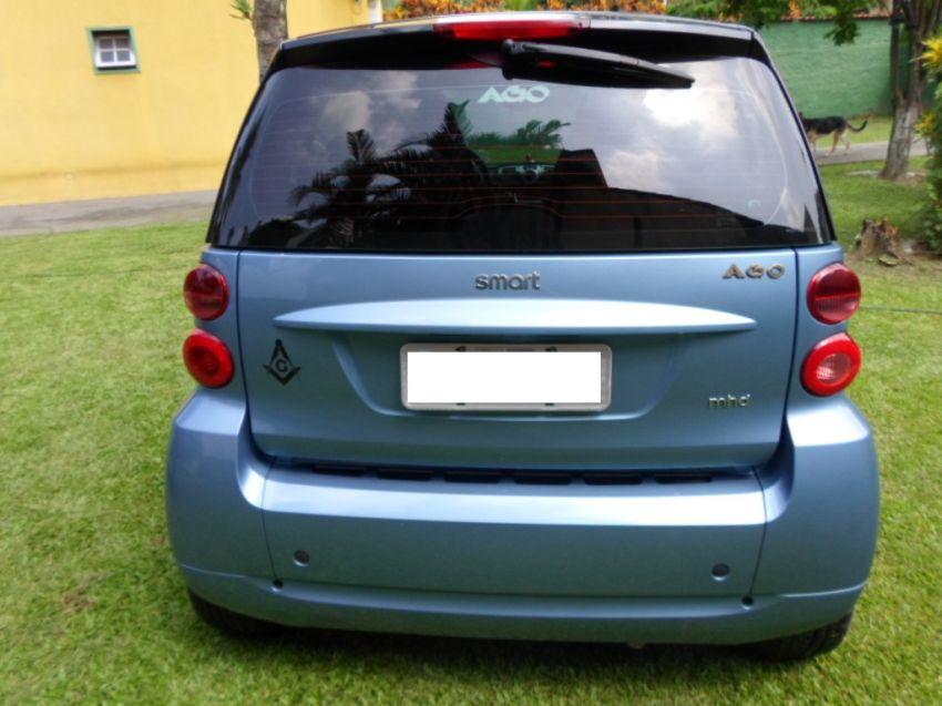 Smart fortwo 1.0 MHD Brazilian Edition - Foto #6
