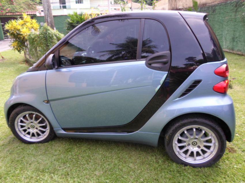 Smart fortwo 1.0 MHD Brazilian Edition - Foto #7