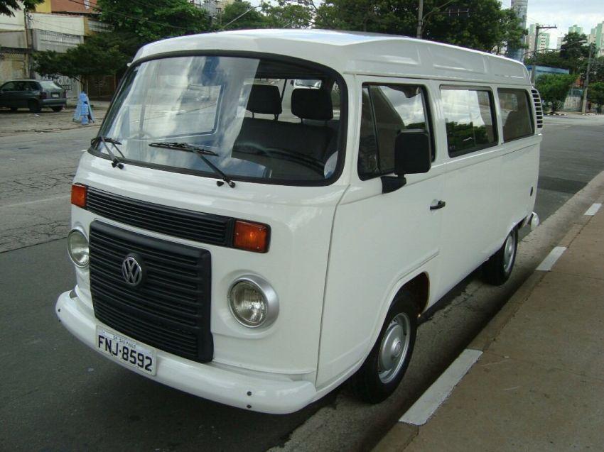 Volkswagen Kombi Standard 1.6 (Álcool) - Foto #6
