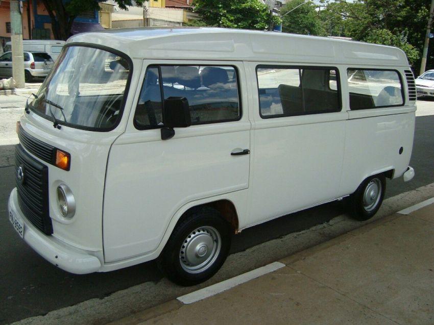 Volkswagen Kombi Standard 1.6 (Álcool) - Foto #8