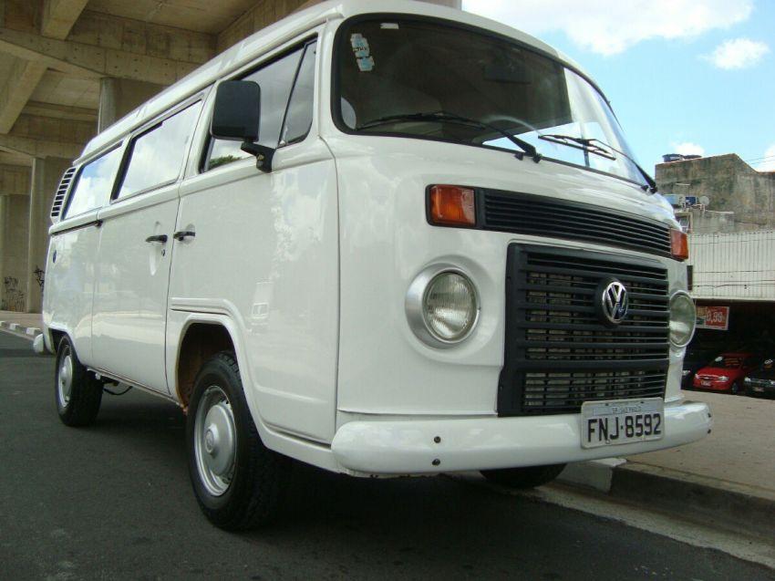 Volkswagen Kombi Standard 1.6 (Álcool) - Foto #10