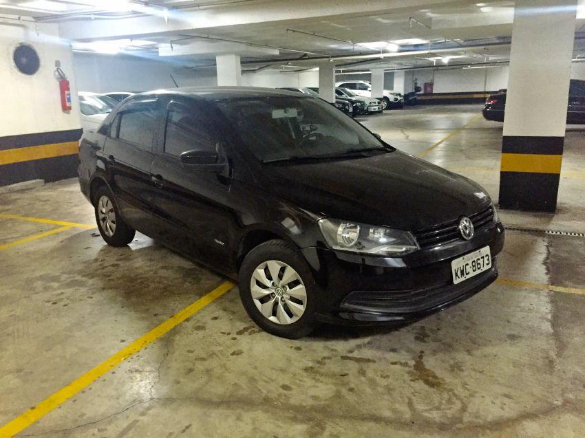 Volkswagen Voyage 1.0 TEC Trendline (Flex) - Foto #3