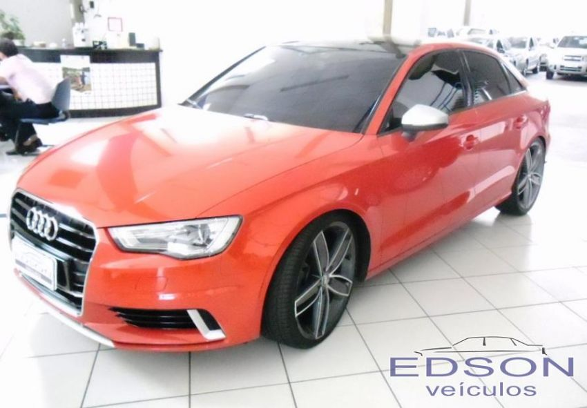 Audi A3 Sedan 1.4 TFSI Attraction S-tronic - Foto #1