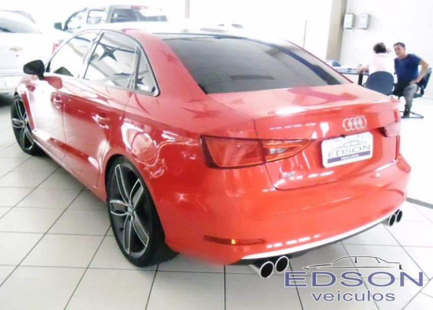 Audi A3 Sedan 1.4 TFSI Attraction S-tronic - Foto #2