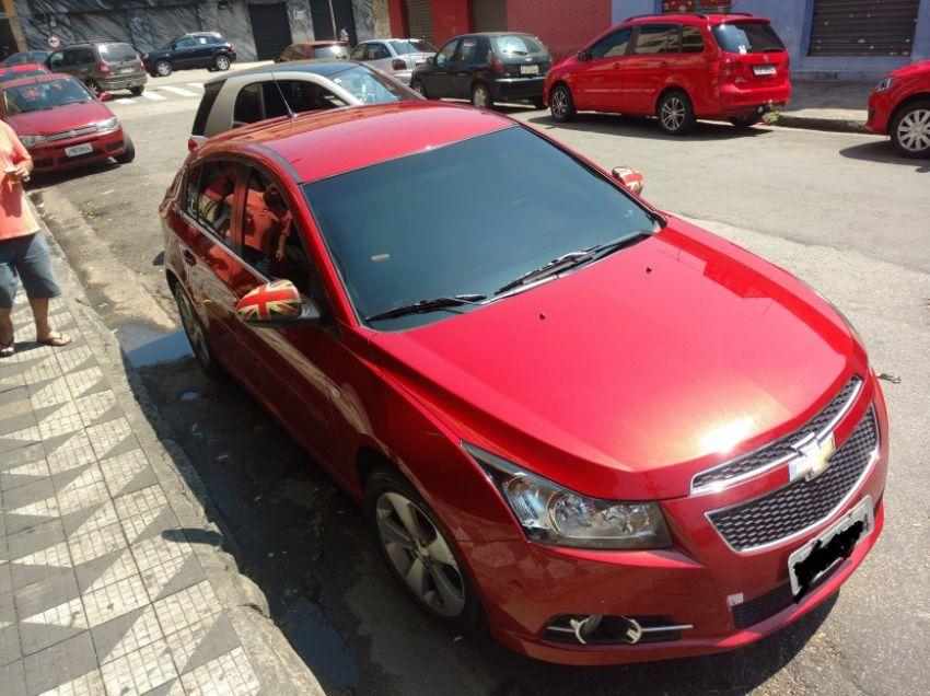Chevrolet Cruze LT 1.8 16V Ecotec (Flex) - Foto #4