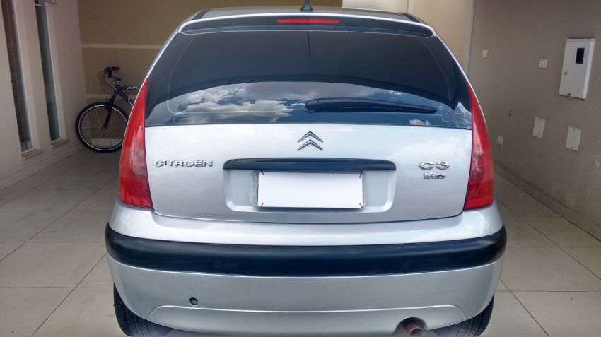 Citroën C3 GLX 1.6 16V - Foto #4