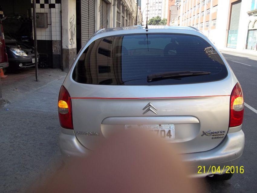Citroën Xsara Picasso GLX 2.0 (aut) - Foto #8