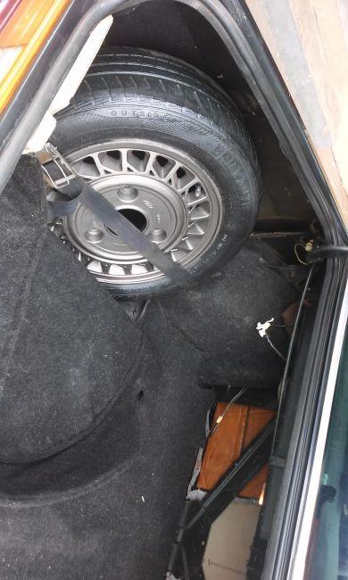 Ford Del Rey Sedan Ghia 1.8 - Foto #8