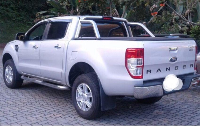 Ford Ranger 2.5 XLT CD (Flex) - Foto #2