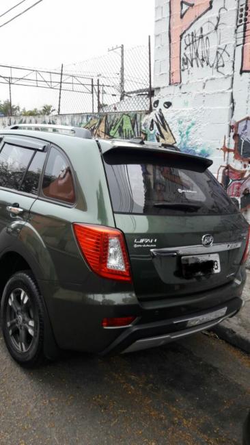 Lifan X60 1.8 16V VVT VIP - Foto #5