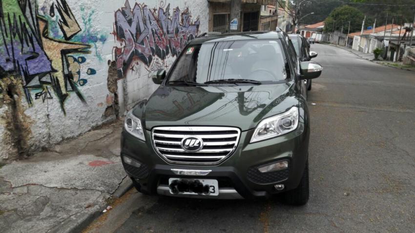 Lifan X60 1.8 16V VVT VIP - Foto #6