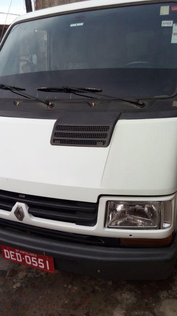 Renault Trafic Furgao 2.0 (ch. curto) - Foto #4
