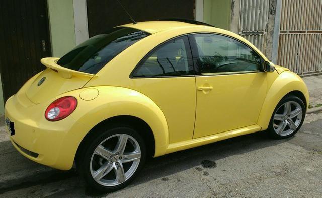 Volkswagen New Beetle 2.0 (Aut) - Foto #7