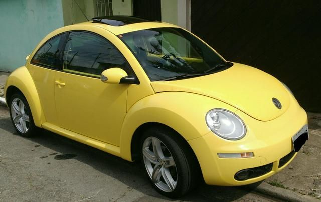 Volkswagen New Beetle 2.0 (Aut) - Foto #10