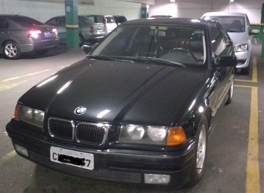 BMW 318ti Compact 1.9 16V - Foto #1