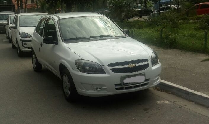 Chevrolet Celta 1.4 - Foto #2