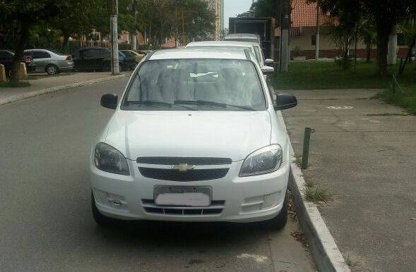 Chevrolet Celta 1.4 - Foto #4