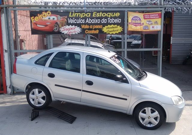 Chevrolet Corsa Sedan Maxx 1.8 (Flex) - Foto #1