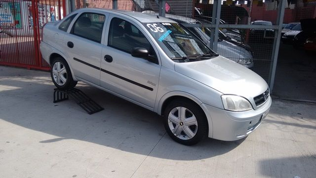 Chevrolet Corsa Sedan Maxx 1.8 (Flex) - Foto #2