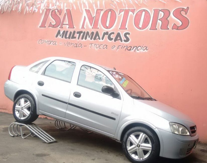 Chevrolet Corsa Sedan Maxx 1.8 (Flex) - Foto #9