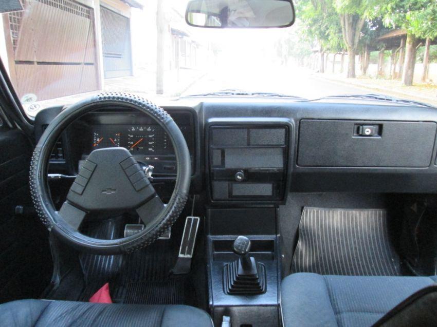 Chevrolet Opala Sedan L 2.5 - Foto #8