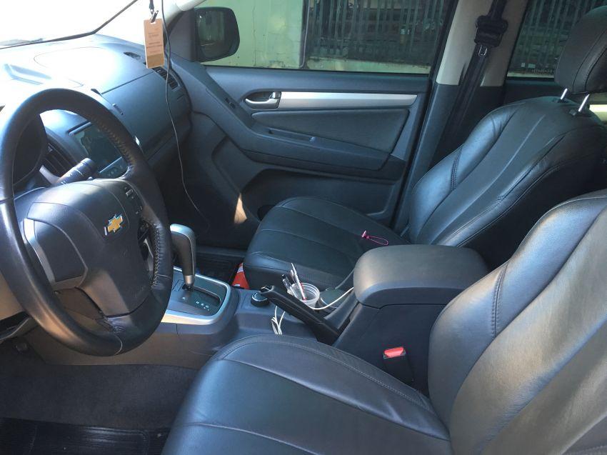 Chevrolet S10 LT 2.8 TD 4x4 (Cab Dupla) (Aut) - Foto #1