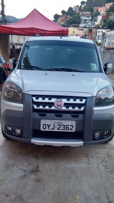 Fiat Doblò Adventure 1.8 6L (Flex) - Foto #7