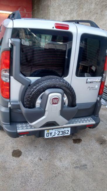 Fiat Doblò Adventure 1.8 6L (Flex) - Foto #9