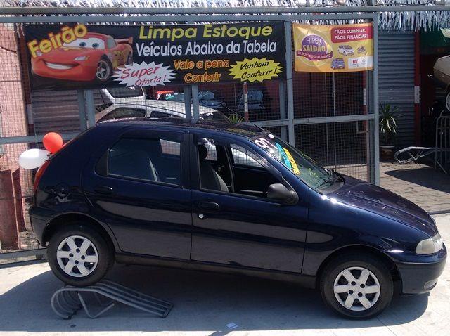 Fiat Palio EL 1.5 MPi 4p - Foto #1