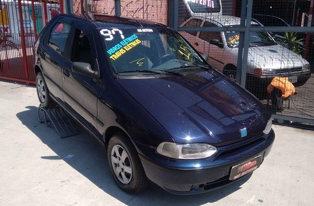 Fiat Palio EL 1.5 MPi 4p - Foto #2