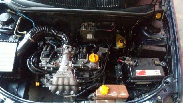Fiat Palio EL 1.5 MPi 4p - Foto #6