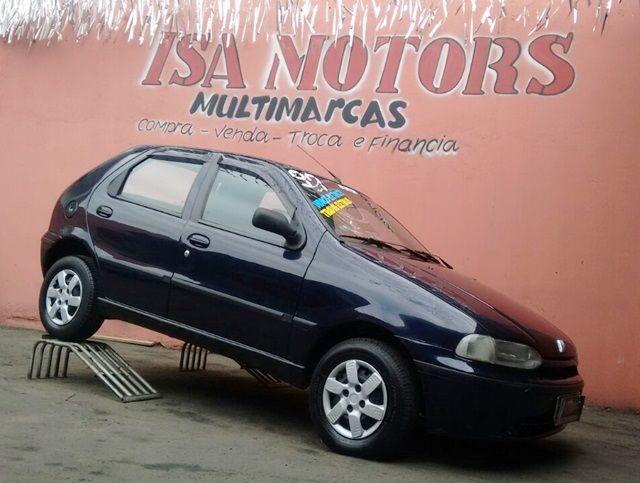 Fiat Palio EL 1.5 MPi 4p - Foto #9