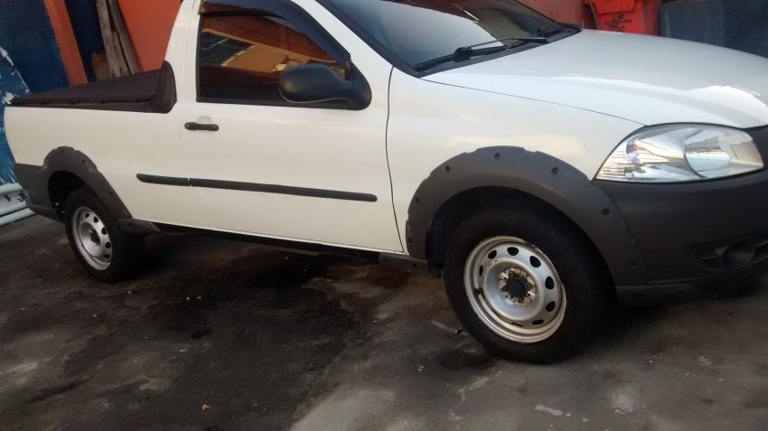 Fiat Strada Working 1.4 (Flex) (Cab Simples) - Foto #2