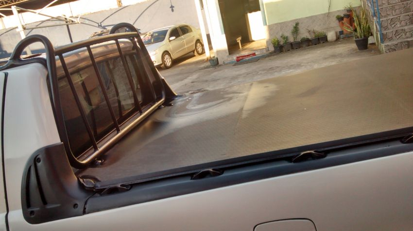Fiat Strada Working 1.4 (Flex) (Cab Simples) - Foto #8